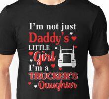 trucker's daughter t shirt Unisex T-Shirt