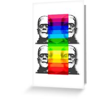 He is a Rainbow Greeting Card