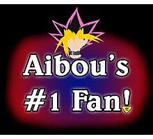 Aibou's # 1 Fan Photographic Print