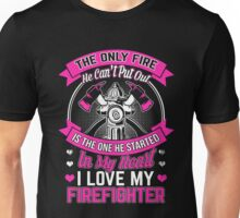 put-out firefight shirt Unisex T-Shirt
