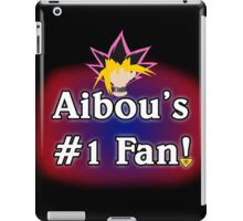 Aibou's # 1 Fan iPad Case/Skin