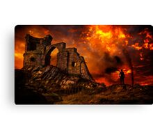 Mad Max 2099 Canvas Print