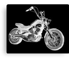 Yamaha 535 custom REV Canvas Print