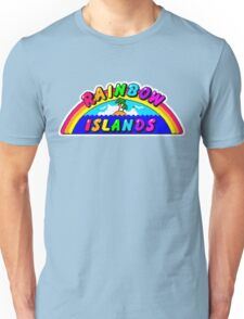 Rainbow Islands Title Unisex T-Shirt