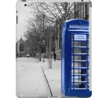 Dr. Who Walks Away iPad Case/Skin