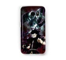 Gajeel- the iron dragon slayer Samsung Galaxy Case/Skin