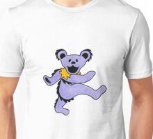 Dancing Bear (Purple) Unisex T-Shirt
