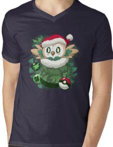Stocking Stuffer: New Grass Mens V-Neck T-Shirt