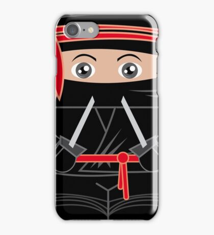 Ninja Warrior iPhone Case/Skin