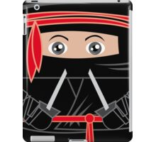 Ninja Warrior iPad Case/Skin