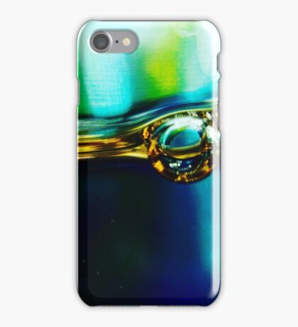 Liquid glass iPhone Case/Skin