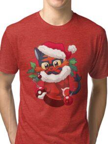 Stocking Stuffer: New Fire Tri-blend T-Shirt