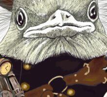 Wild West Bird Ranger Sticker
