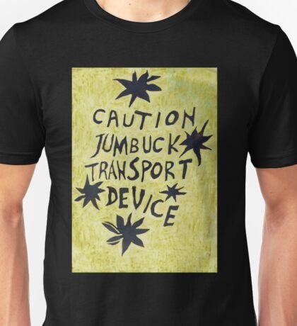 Jumbuck Transport Device - Rev Unisex T-Shirt