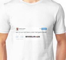 Garlic bread Unisex T-Shirt