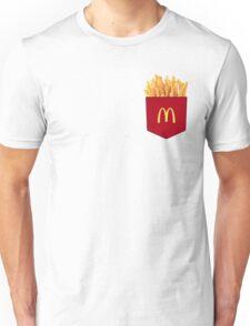 Pocket Fries Unisex T-Shirt