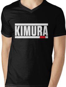 Kimura Brazilian Jiu-Jitsu (BJJ) Mens V-Neck T-Shirt