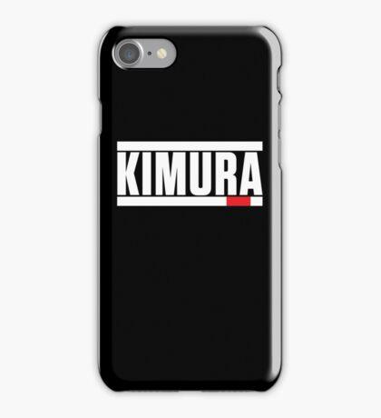 Kimura Brazilian Jiu-Jitsu (BJJ) iPhone Case/Skin