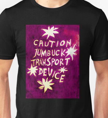 JumbuckTransport Device Rose Unisex T-Shirt