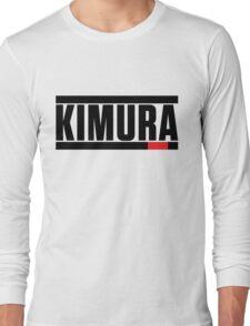 Kimura Brazilian Jiu-Jitsu (BJJ) Long Sleeve T-Shirt