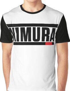 Kimura Brazilian Jiu-Jitsu (BJJ) Graphic T-Shirt