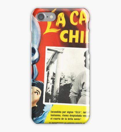 La calavera chillona iPhone Case/Skin