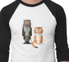 Walking Dead - Ezekiel & Shiva Men's Baseball ¾ T-Shirt