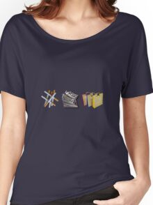 Fags, Mags & Bags  Women's Relaxed Fit T-Shirt