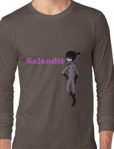 The Sneaky Villain Salandit Long Sleeve T-Shirt