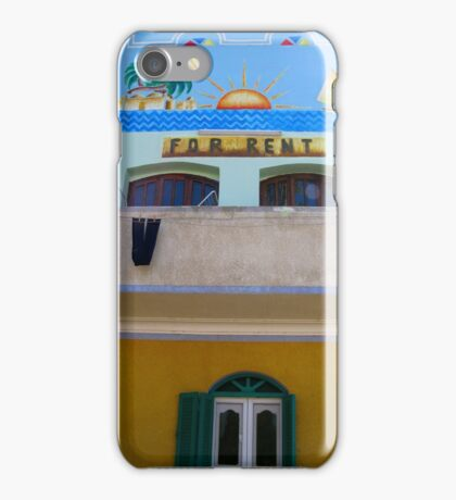 FOR RENT - Nubian Village iPhone Case/Skin