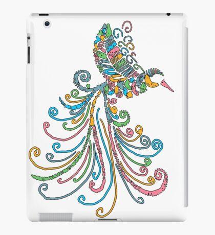 Flying Birds Pillow Art iPad Case/Skin