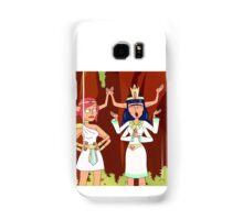 Raising Gazorpazorp Gazorpians Rick and Morty Samsung Galaxy Case/Skin