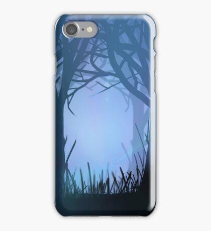 Spooky dreams. iPhone Case/Skin
