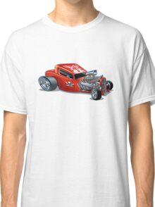 Cartoon hotrod Classic T-Shirt