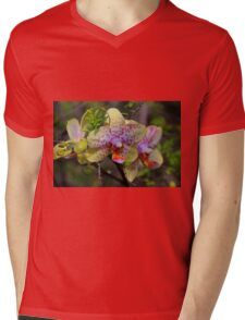 It Was What She Needed Mens V-Neck T-Shirt