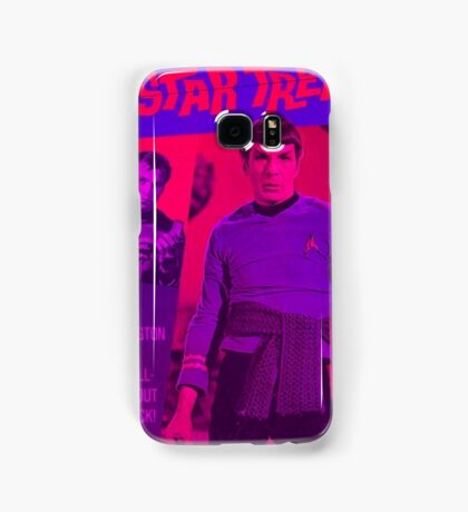 star trek Samsung Galaxy Case/Skin