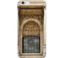 Eglise du Dome - Exterior Details 2 © iPhone Case/Skin