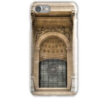 Eglise du Dome - Exterior Details 2 © iPhone Case/Skin