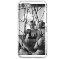 Between the ropes 2 iPhone Case/Skin