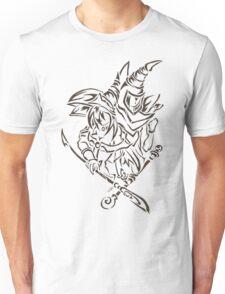 Tribal Dark Magician&Dark Magician Girl Unisex T-Shirt