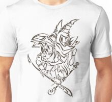 Tribal Dark Magician Dark Magician Girl Unisex T-Shirt
