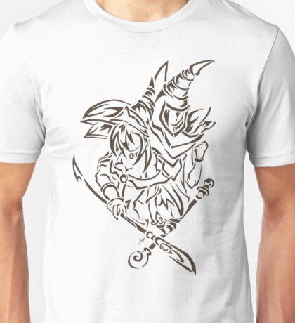 Tribal Dark Magician Dark Magician Girl Unisex T-Shirt