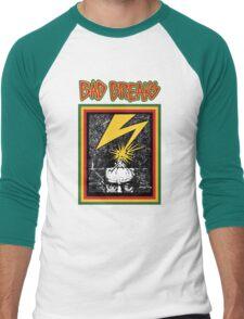 Bad Breaks Men's Baseball ¾ T-Shirt
