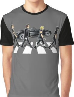 The Finals Graphic T-Shirt