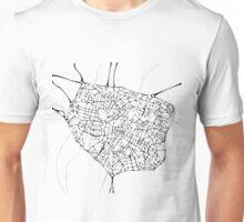 Birmingham (blue) Unisex T-Shirt