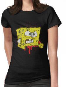 SpongeBob Womens Fitted T-Shirt