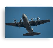US Air Force Plane Canvas Print