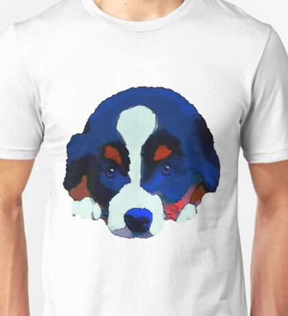 Colourful Puppy Unisex T-Shirt