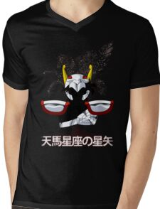 SEIYA NO PEGASUS Mens V-Neck T-Shirt