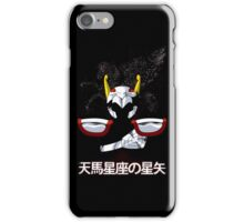 SEIYA NO PEGASUS iPhone Case/Skin